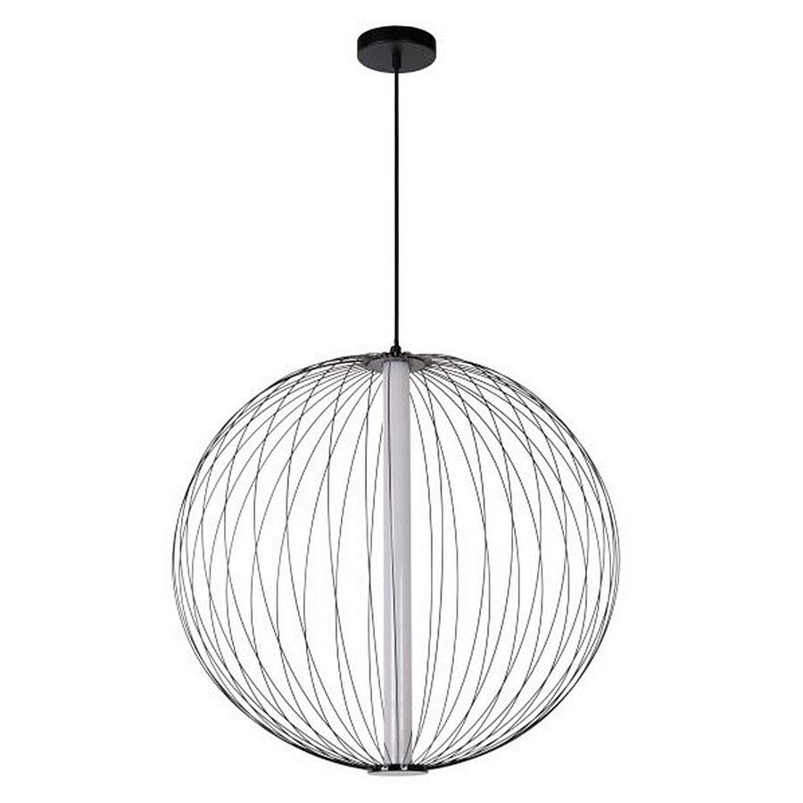 Lucide - Carbony hanglamp