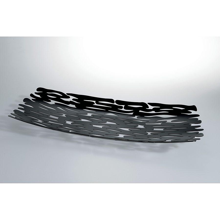 Alessi - Bark Centrepiece zwart