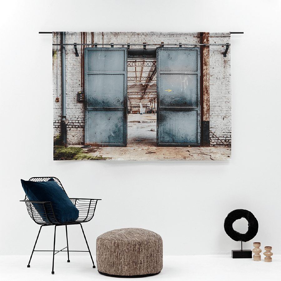 Urban Cotton - Spinning Doors L