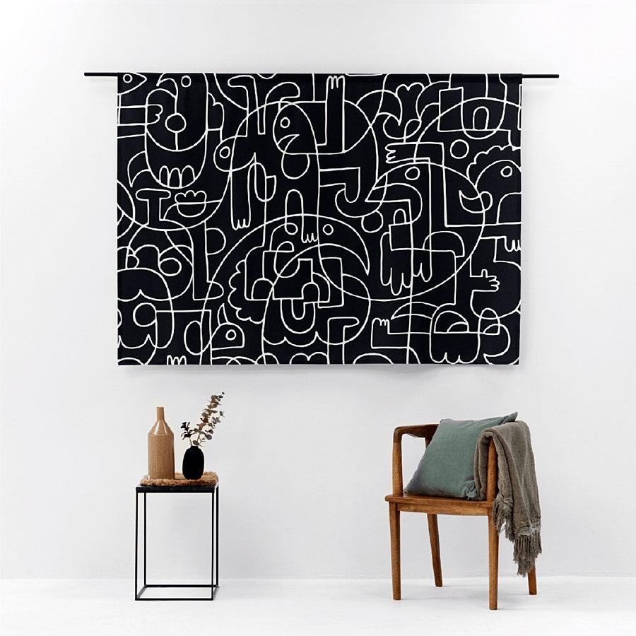 Urban Cotton - Doodles M