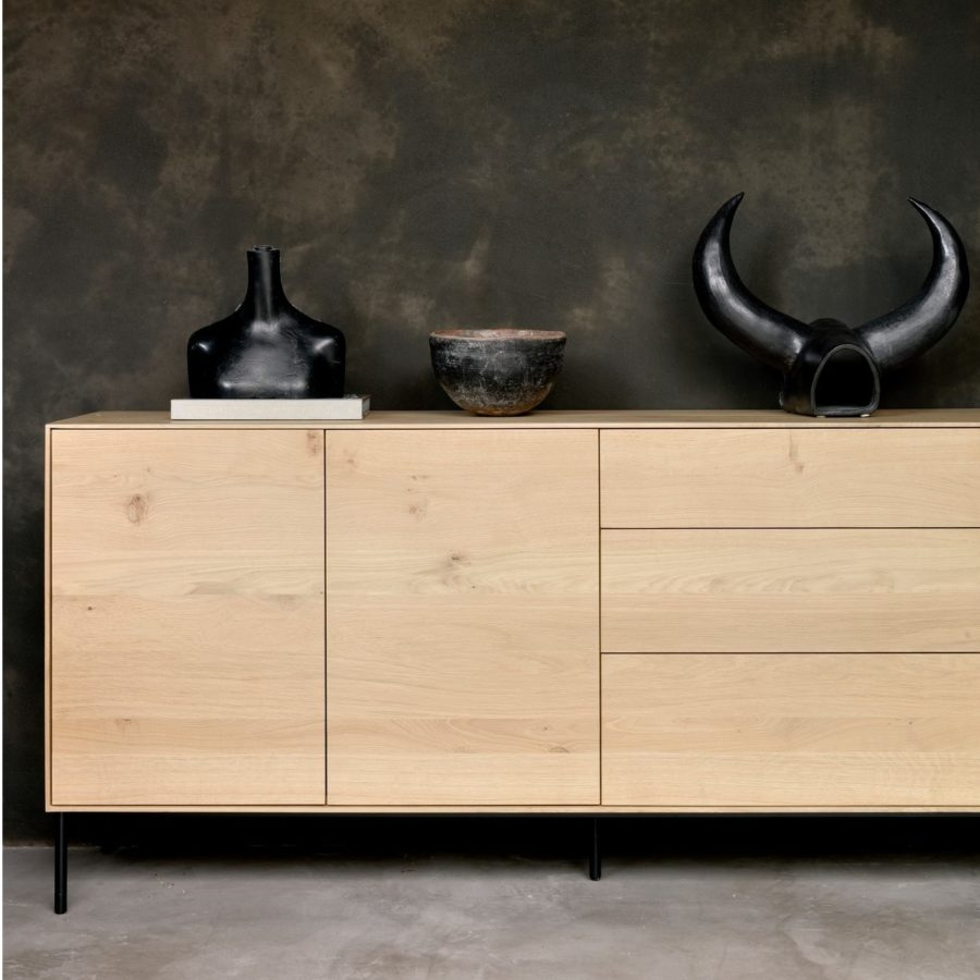 Ethnicraft - Sideboard Whitebird