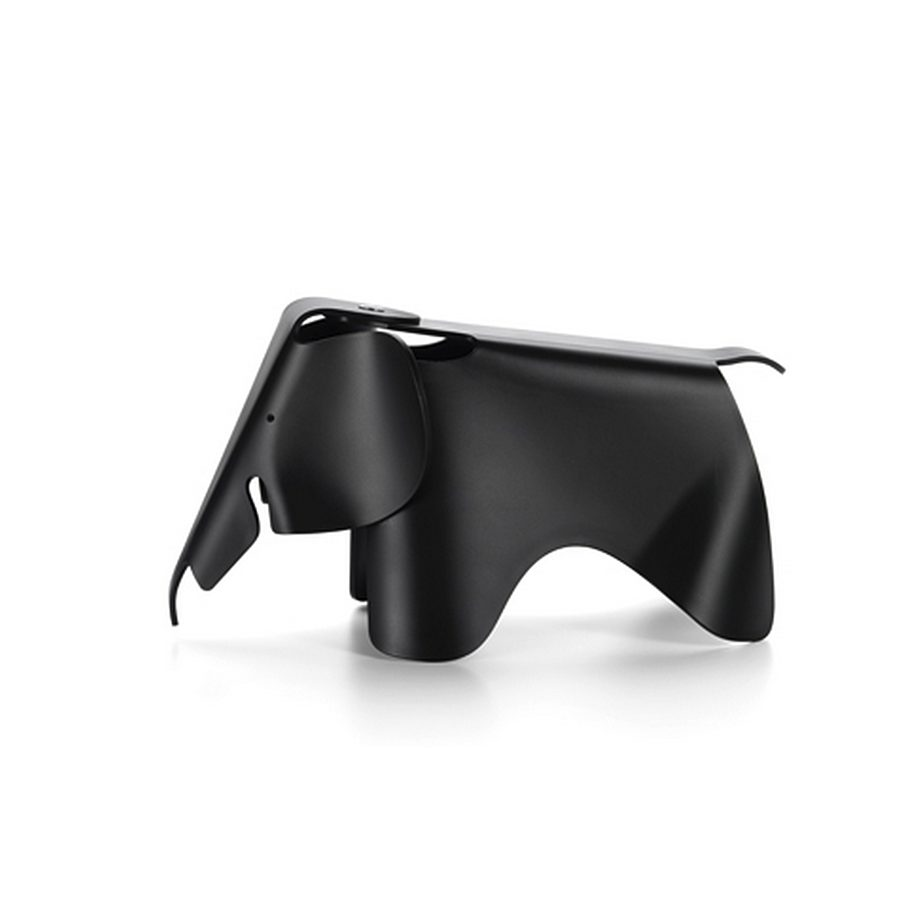 Vitra - Eames elephant small black
