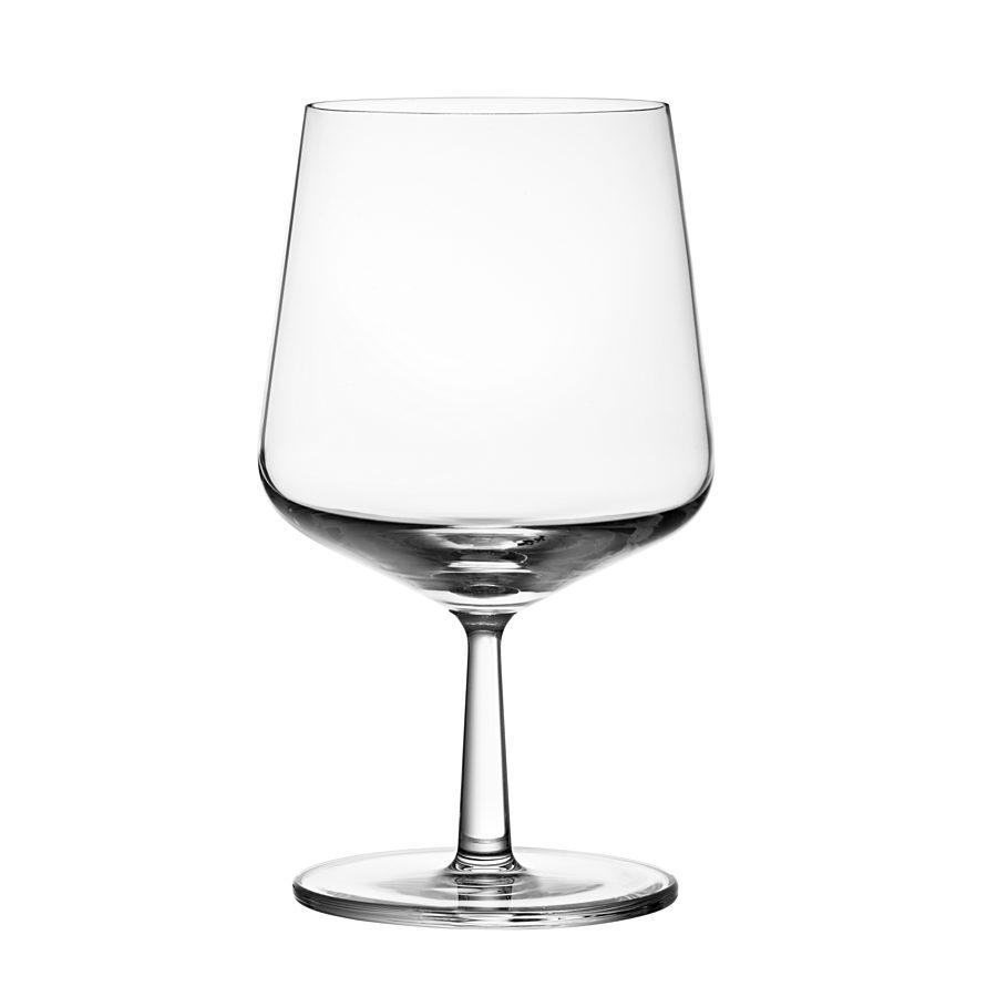 Iittala - Essence bierglas clear 48 cl - set van 2