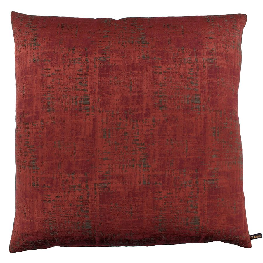 Claudi - Kussen Dylan Dark red - 40x60 cm.