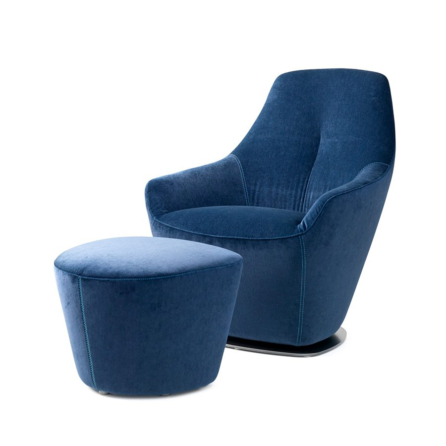 Leolux - Fauteuil Cantate