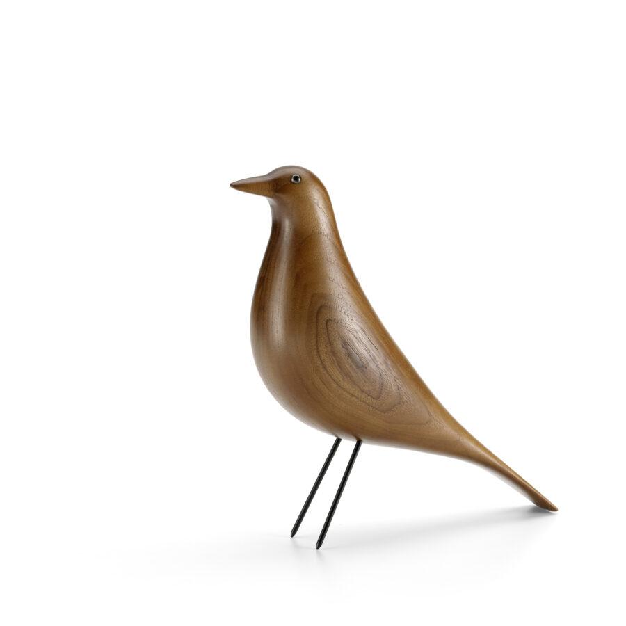 Vitra - Eames House Bird - Massief noten blank gelakt