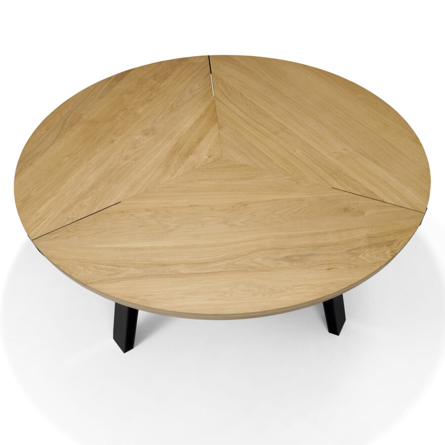 QLiv - Tafel Side to Side Rond