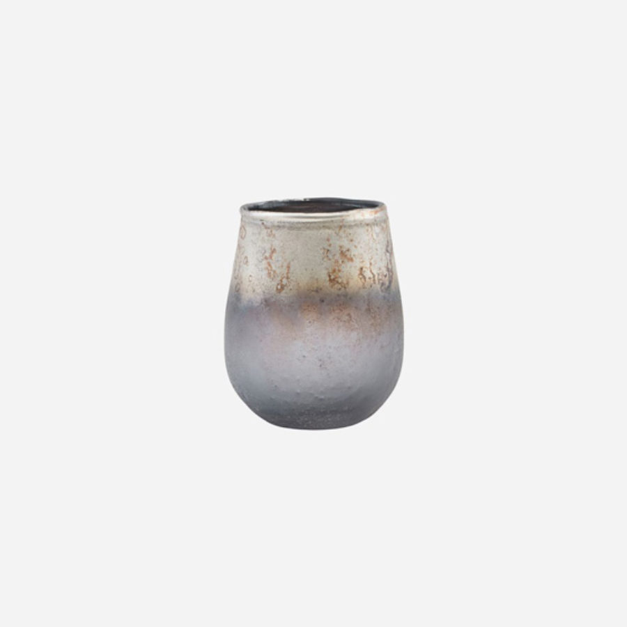 House Doctor - Candle stand Dawn, grey - KS0401