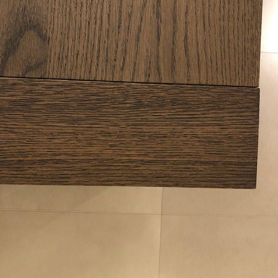 Extenso II eetk.tafel 240(344)x100x75 cm.