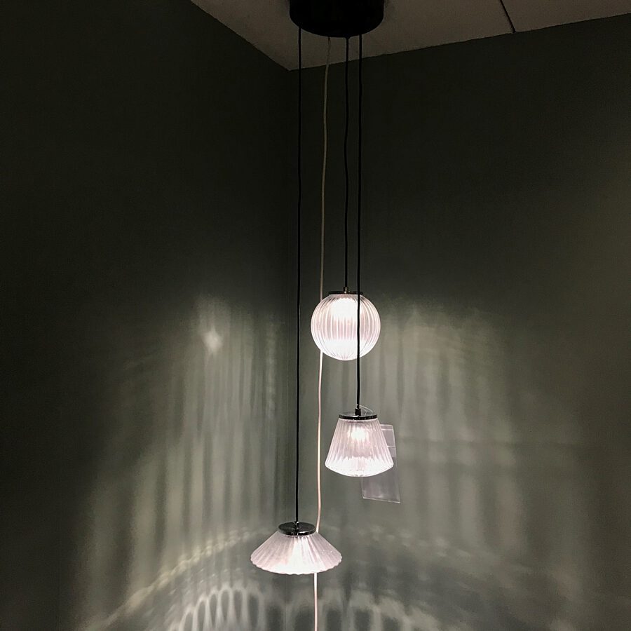 Zuiver - Pendant lamp Sparkle Clear