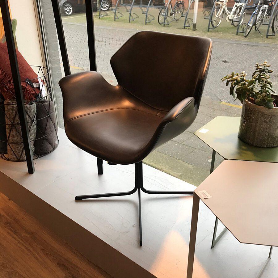 Zuiver - Nikki armchair All Black