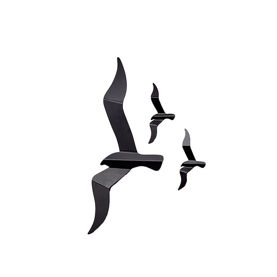 Bodilson - Capoeira metal birds black