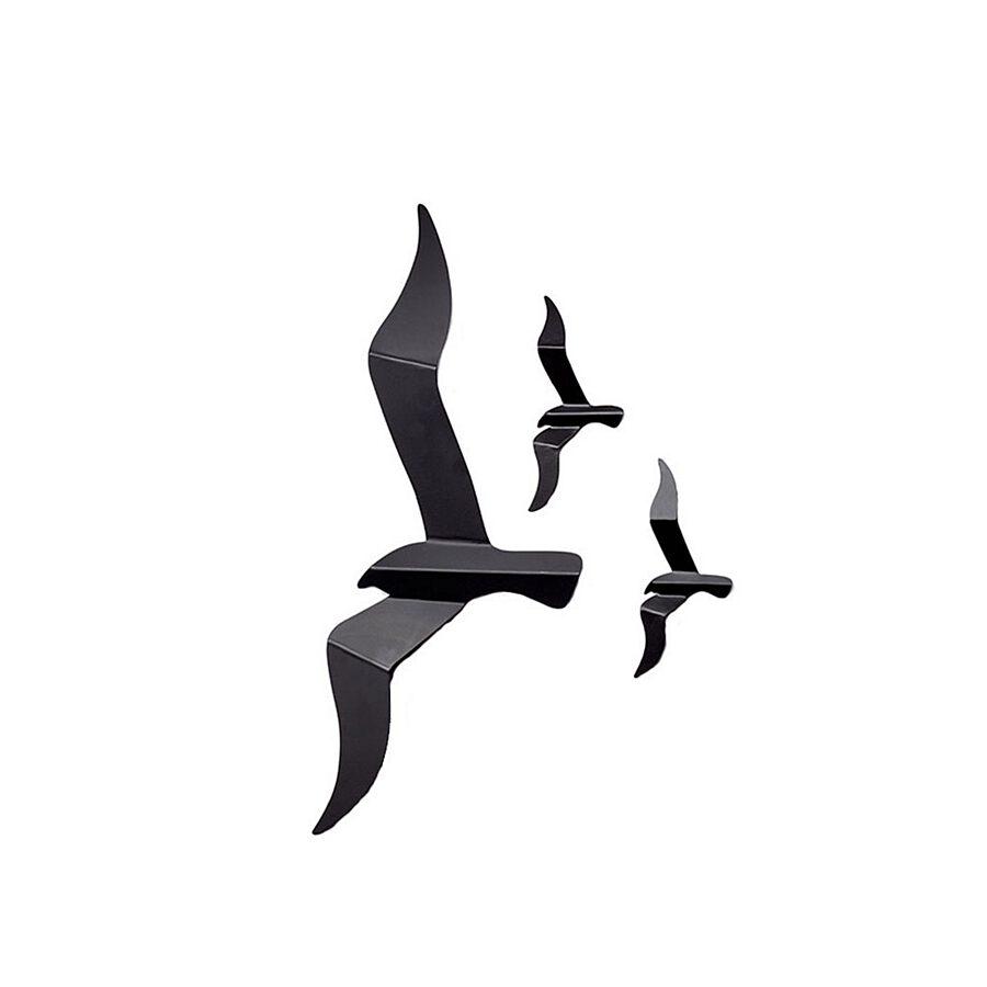 Bodilson - Capoeira metal birds black