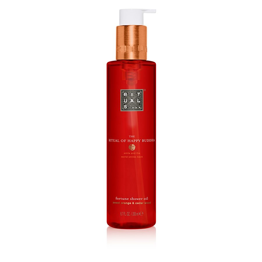 RITUALS - Happy buddha shower oil