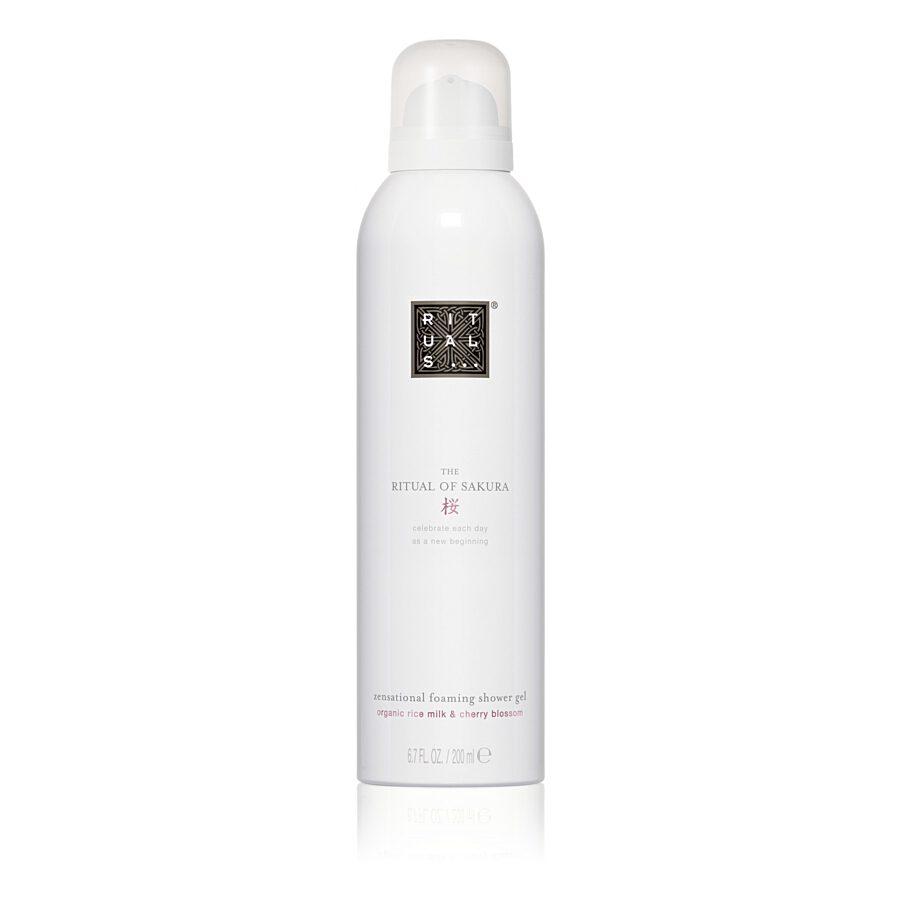 RITUALS - Sakura foaming shower gel