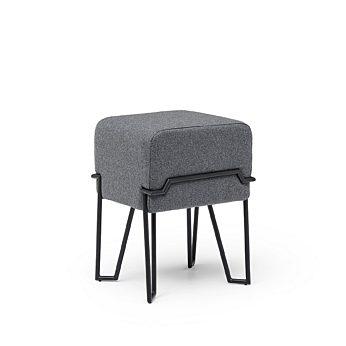 Puik - Bokk hocker grey