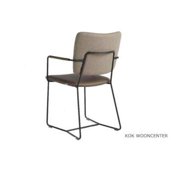 Bert Plantagie - Stoel Kiko Uni stoffering