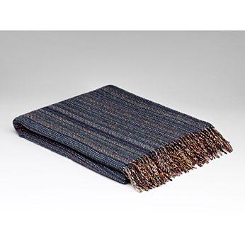McNutt - Plaid Stone Blue Tweed