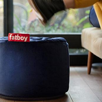 Fatboy - point velvet petrol