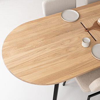 Studio Henk - Tafel Flat Oval