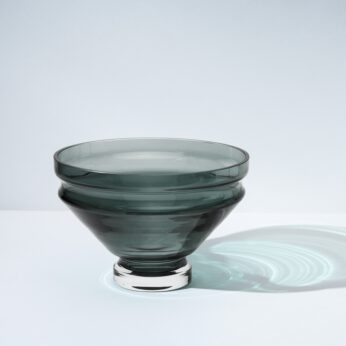 Raawii - Relea bowl large - cool grey