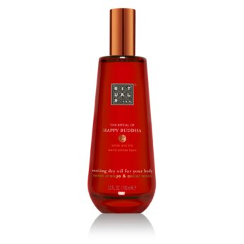 RITUALS - Happy buddha body oil